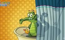 益智游戏《鳄鱼小顽皮爱洗澡》桌面壁纸