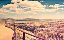 唯美暖色风景桌面高清壁纸