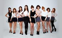 韩国组合少女时代电脑壁纸
