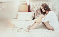 睡裙美女图片写真-睡裙美女图片大全