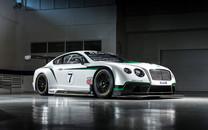 宾利欧陆GT3赛道版壁纸