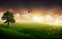 美如仙境的风景壁纸图片大全