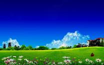 绿色自然美景图片-绿色自然美景图片大全