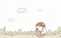 小�逍艹�可爱壁纸(二)