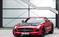 2014款梅赛德斯奔驰SLS AMG GT 高清壁纸