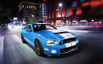 2014 Ford Shelby GT500(福特野马)