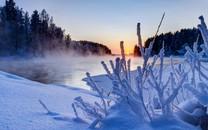 雪景唯美壁纸桌面
