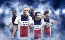 巴黎圣日耳曼2013-14赛季壁纸