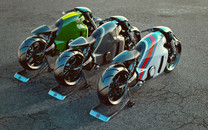 Lotus莲花C-01摩托车壁纸
