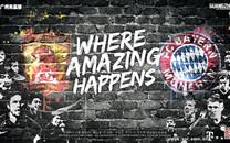 恒大VS拜仁慕尼黑高清壁纸