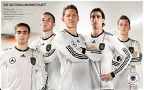 2014巴西世界杯德国国家队壁纸
