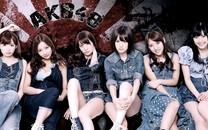 日本人气组合AKB48壁纸