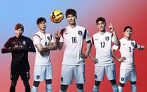 2014世界杯韩国队壁纸