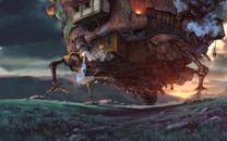 宫崎骏之哈尔的移动城堡高清壁纸