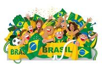 Brasil世界杯壁纸桌面
