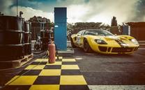 福特GT经典汽车壁纸