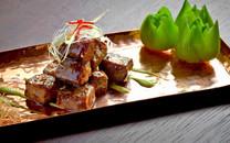 米其林餐厅美食图片壁纸