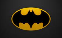 蝙蝠LOGO创意桌面壁纸