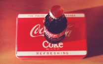 可口可乐高清壁纸