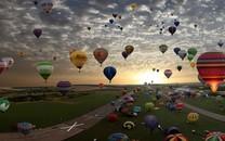热气球唯美图片壁纸2