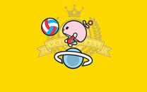 蘑菇点点奥运系列iPad壁纸