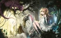 童话世界图片壁纸-梦幻仙境图片大全
