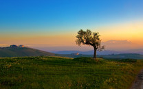 日出美景高清桌面壁纸