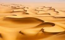 沙漠景色经典壁纸
