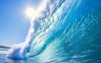 海浪图片-大海波浪图片壁纸大全