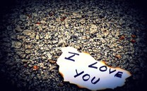我爱你相关文字壁纸图片大全