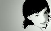 艺术美女图片-艺术美女壁纸图片