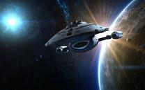 宇宙飞船图片-太空飞船图片大全