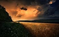 唯美暗系图片风景壁纸