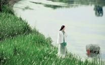 唱作才女刘珂矣《清凉・禅》主题写真