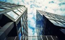 高楼大厦的天空图片壁纸3