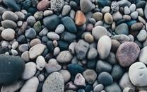 鹅卵石背景图片壁纸