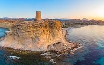 美丽的海边灯塔风景图片壁纸