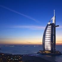 迪拜城市风光宽屏壁纸