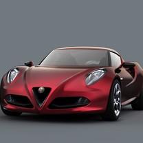 阿尔法罗密欧Alfa Romeo跑车高清壁纸