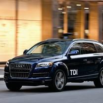 奥迪Audi Q7 TDI 2012款高清壁纸