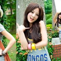 台湾美女写真-果子MM高清壁纸(一)