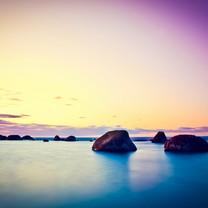风情唯美海滨高清桌面壁纸