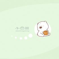 小�逍艹�可爱平板电脑壁纸(二)