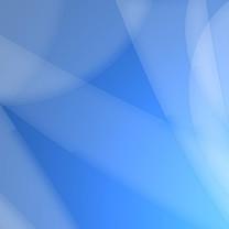 多色炫彩设计iPad壁纸