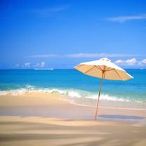 热带岛屿海滩风景图片壁纸大全