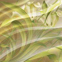 Photoshop花卉作品iPad壁纸