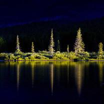 2016年Bing夜景主题iPad壁纸