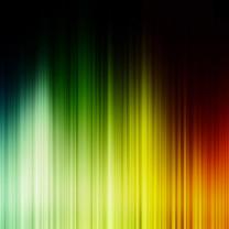 抽象色彩设计高清iPad壁纸