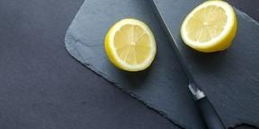 柠檬水果高清图片壁纸大全2