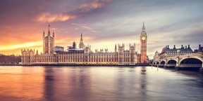 伦敦街景风光摄影壁纸欣赏
